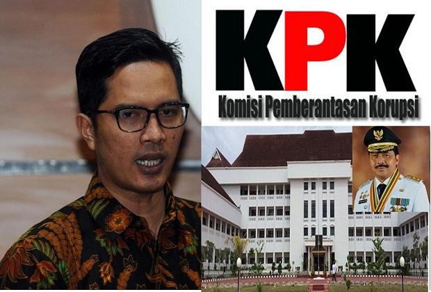 KPK OTT Gubernur Kepri Diduga Terkait Kasus Izin Reklamasi