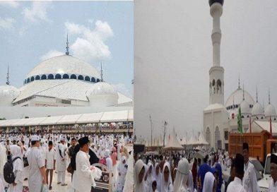 Peresmian Masjid Sultan Mahmud Riayat Syah Batam di Padati Ribuan Umat Islam