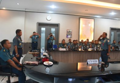 Danlantamal IV Resmi Tutup Wasrik Inspektorat Komando Armada I