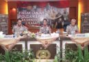 Kapolda Kepri Pimpin Rapat Tindak Lanjut Rakornas Menuju Indonesia Maju dan Apel Kasatwil