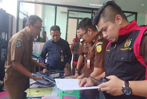 Kejaksaan Geledah Dugaan Korupsi Incenator RSUD Adnan WD