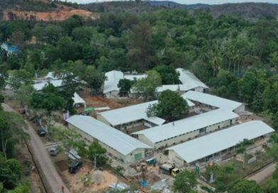 Rumah Sakit Corona di Sijantung Pulau Galang Resmi Beroperasi Senin 6 April 2020