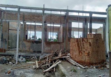 Proyek Madrasah Ala PT. Total Hita Persada,di Pesisir Selatan Disorot