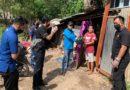 Bakti Sosial, Sat Intelkam Tanjungpinang Bersama Kombesgor Berbagi Ditengah Pandemi Covid19.