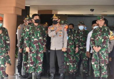 Kapolri dan Panglima TNI Kunjungi RSKI Galang Batam