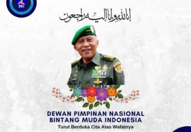 Jendral (Purn) TNI. Pramono Edi Wibowo, Wafat. Selamat Jalan Jenderal
