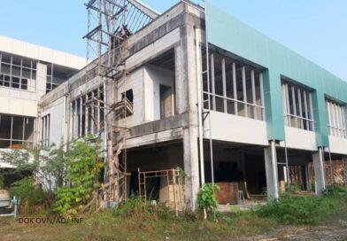 Novermal, SH. Ketua Fraksi PAN,Gagas Interpelasi Proyek Gedung Baru RSUD M Zein Painan yang mangkrak.