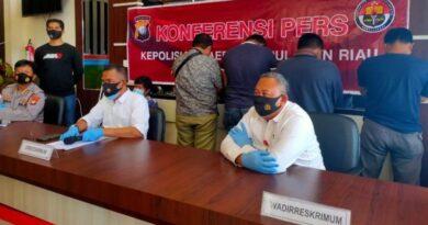 Oknum Satpol dan Pekerja Kontrak Disos Tersangaka Kasus Pemerasan Pengemis