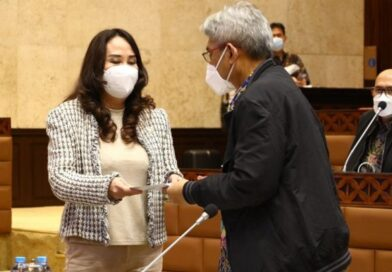 Cen Sui Lan Angota DPRI Ajukan Penambahan Jalan Nasional 700 Kilometer Untuk Kepri